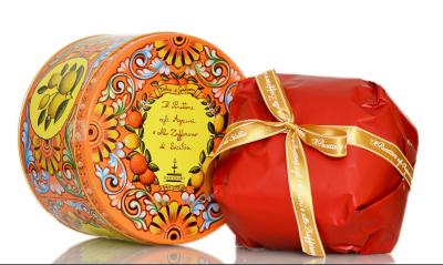 Bientot Noel ! Gourd'i vous présente Les Panettones  Fiasconaro.