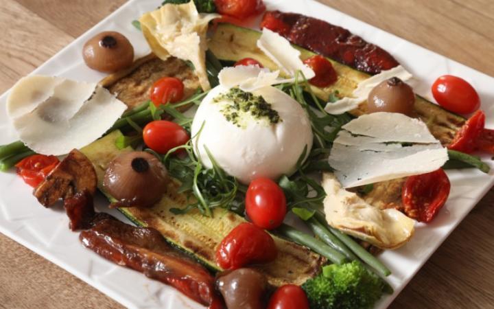 Les Salades :